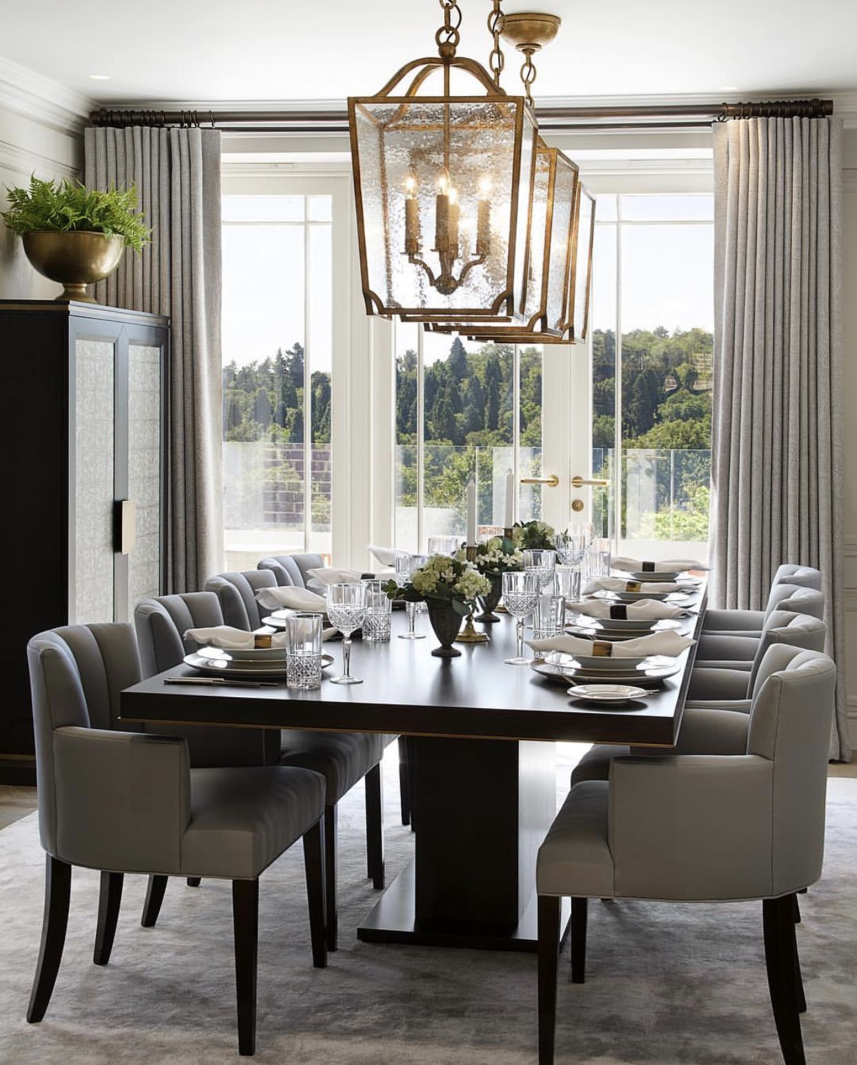 19 Ideas For Creating A Modern Dining Room: 4 Principles For Creating The Perfect Dining Room