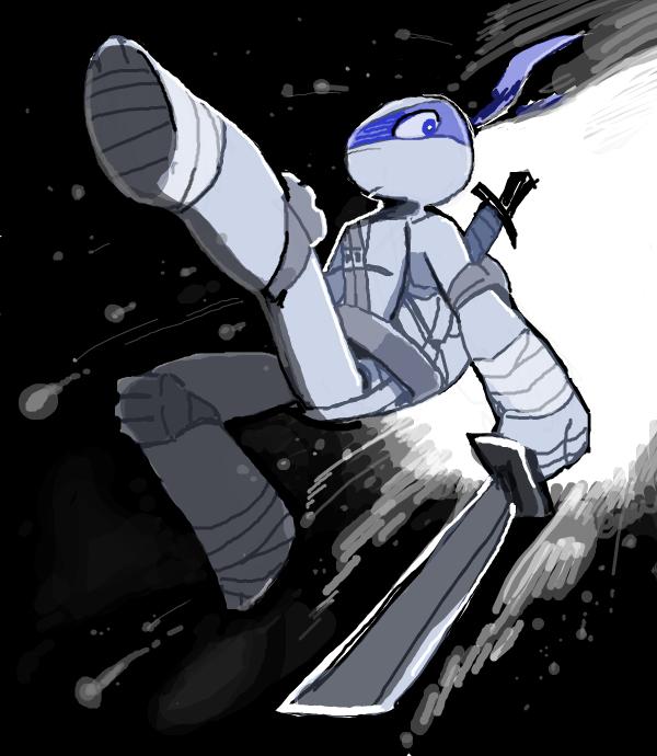 doodles   TMNT 2012