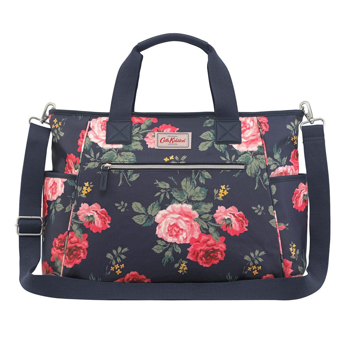 68bffa467c5ba Antique Rose Carry All Nappy Bag