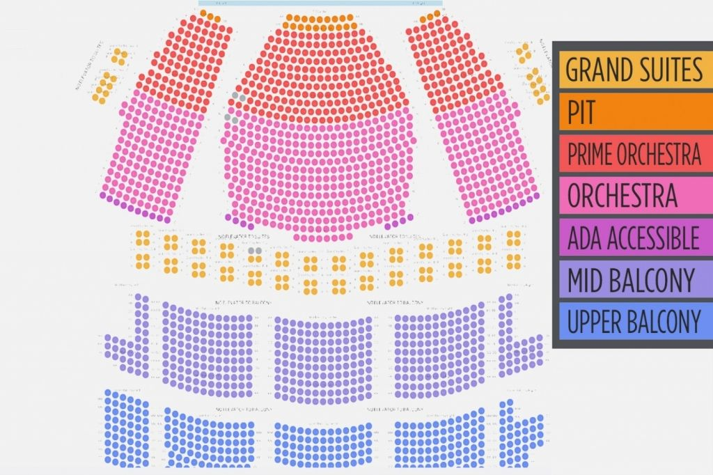 Warner Theater Seating Chart In 2020 Seating Charts Chart The Incredibles