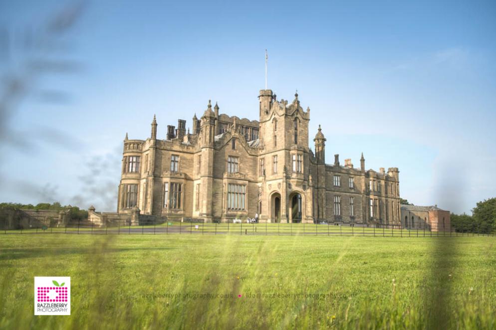Allerton Castle Luxury Yorkshire Wedding Venue York Wedding