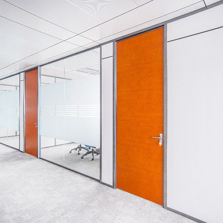 Pin On Aluminum Partition System