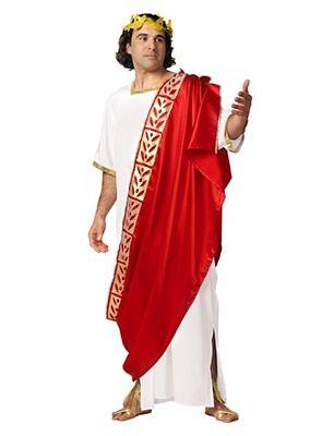 Römischer Senator Kostüm in 2020 | Modestil, Römisch ...