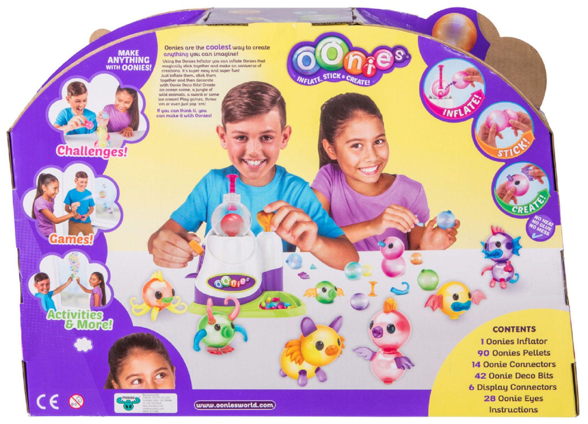 Oonies Mega Starter Pack Most Popular Kids Toys Kids