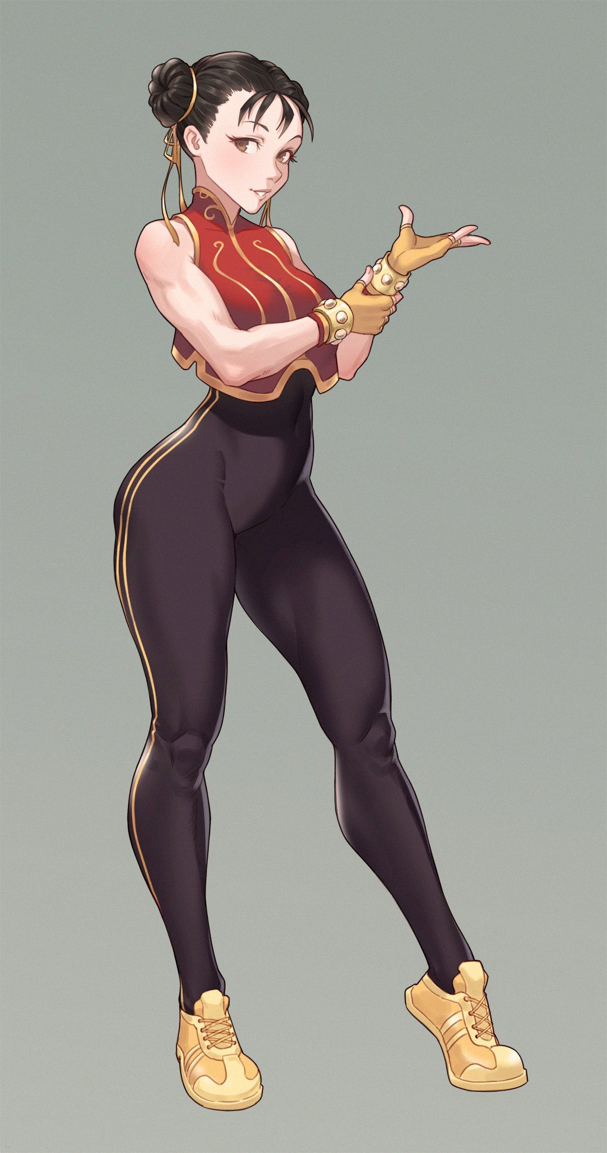 Chun Li Street Fighter Hot