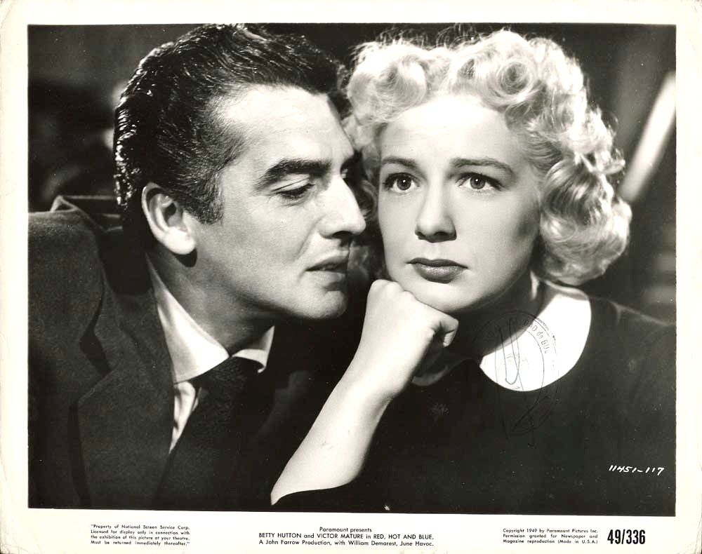 victor mature today