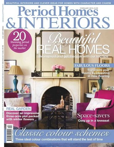 Period Homes U0026 Interiors   February 2015