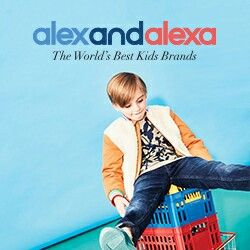 6ba2216dd3ba AlexandAlexa.com is the Global Style Destination for kids. We offer the world s  best