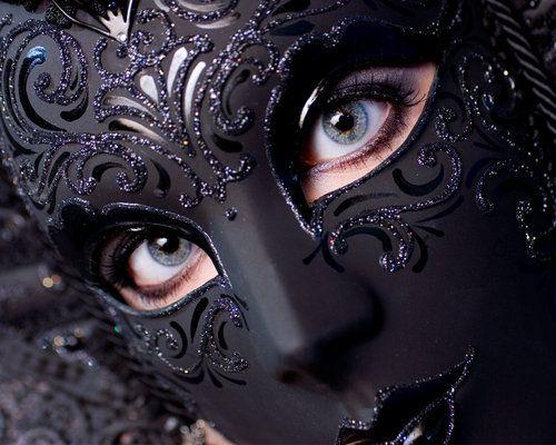 Masquerade By Darkgoth On Deviantart Black Masquerade Mask Masks Masquerade Beautiful Mask Beautiful masquerade mask wallpaper