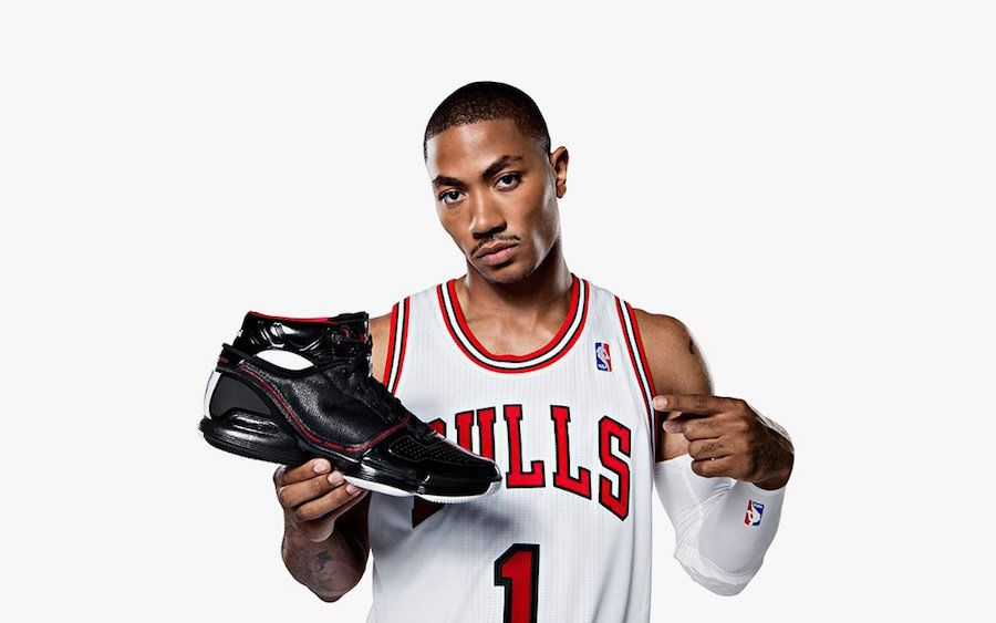 adidas D Rose 1 Forbidden City to release some time in January ...