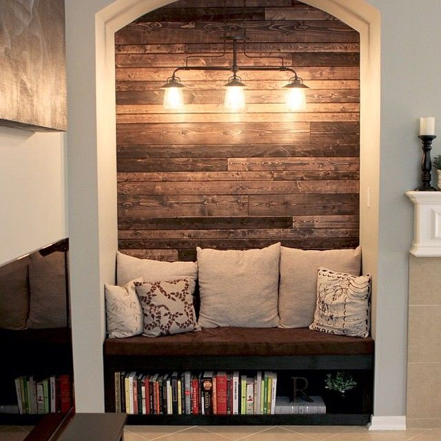 I Absolutely Love This Little Nook By Grayhousestudio