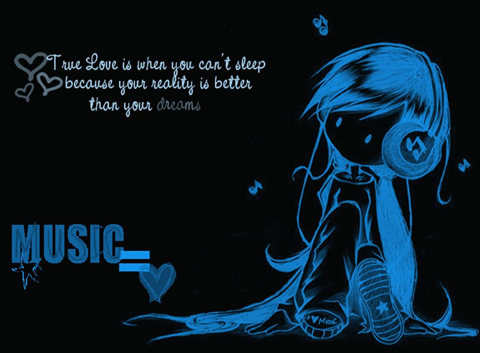 Cute Music Wallpaper By ~Youichiix33 On