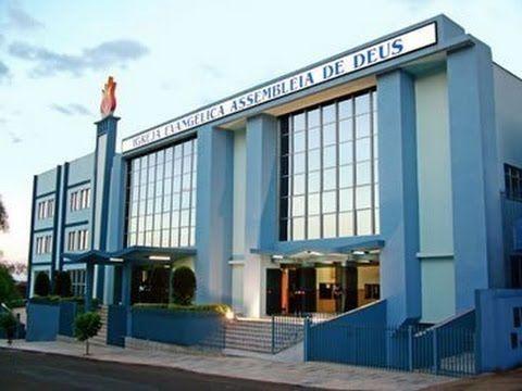 10 maiores Igrejas Evangelicas Protestantes do Brasil | Igreja ...