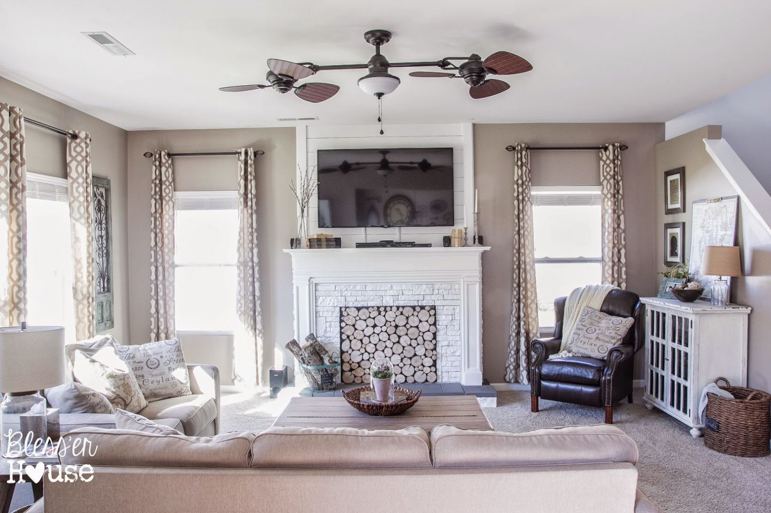 Articles With Sherwin Williams Perfect Greige Living Room Tag Greige ...