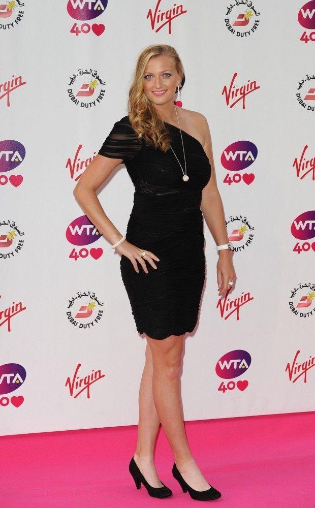 8985b3c5403d Petra Kvitova Arrivals Pre Wimbledon Party 2013