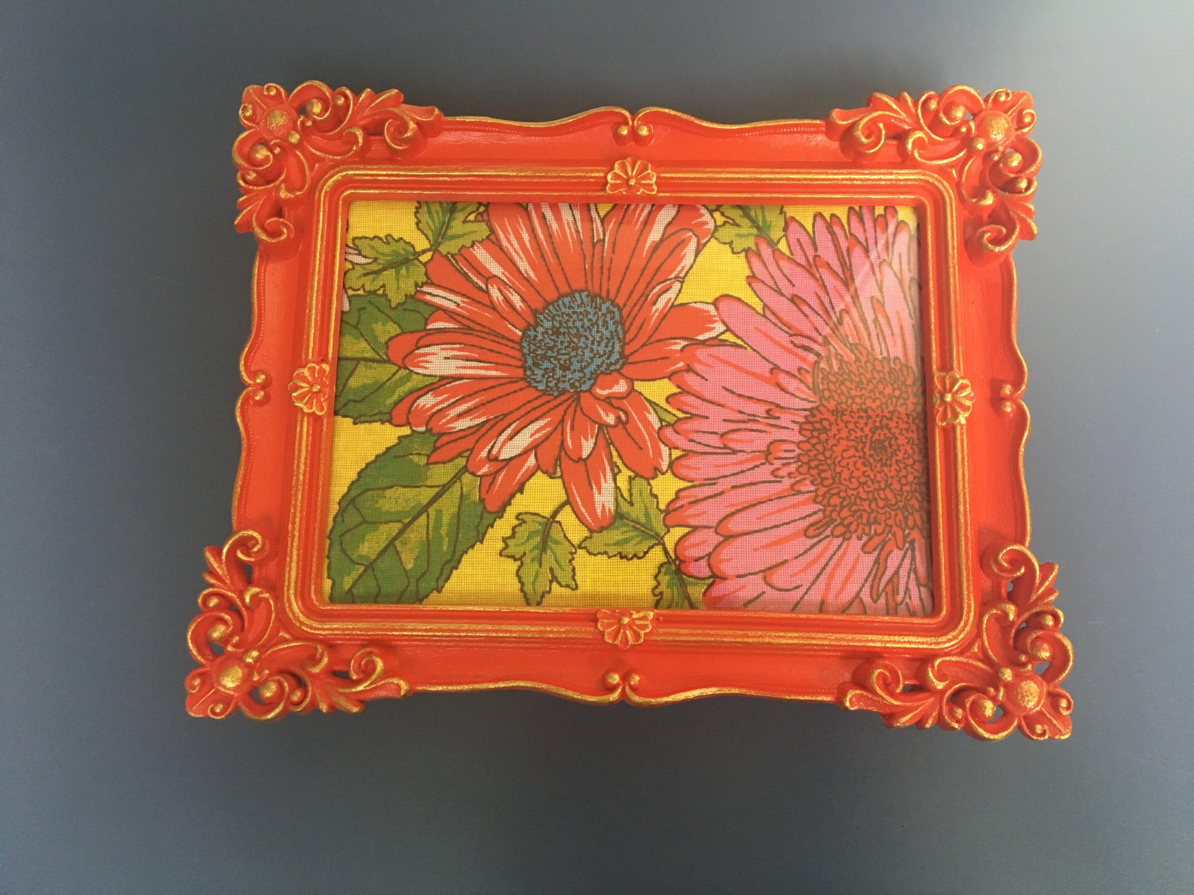 Bandeja Vermelha Artesanato Trabalho Manual Estampa Tecido Flores Decoracao Colorido Mais Informaco Decoracao Com Flores Decoracao Colorida Trabalhos Manuais