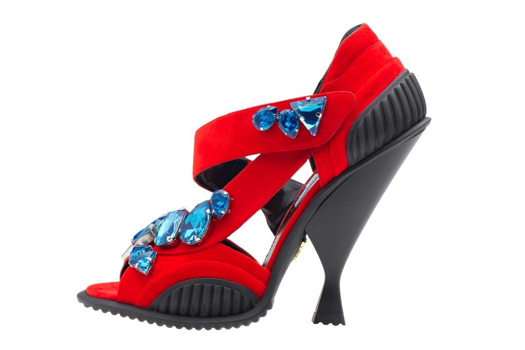 latest prada shoes 2014