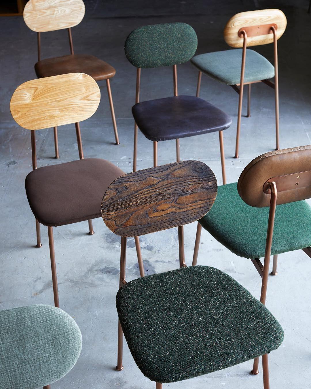 """Bleu Nature on Instagram: """"MIX and MATCH  New Design YUTAPI dining chair #designbybleunature"""" #stoelen"""