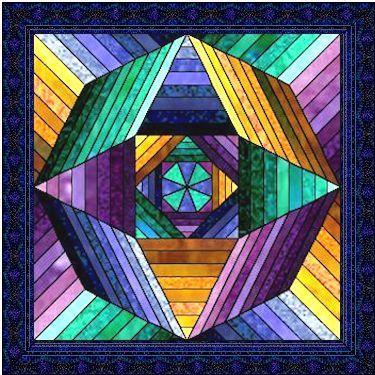 Rachel's Joy 1, Plum Creek patterns