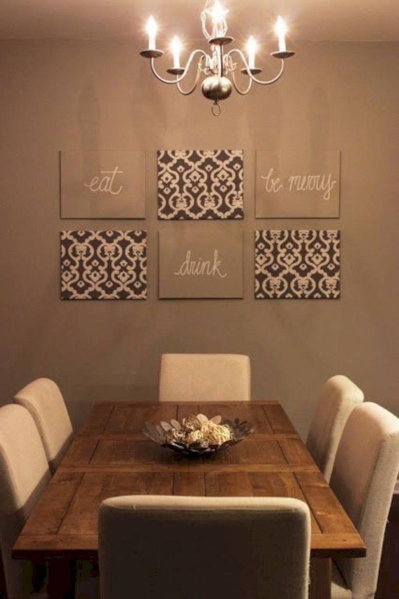 55 Simple And Creative Diy Wall Art Ideas For Decoration Interior Design Simple Creativediy Wallartideasfordecoration Home Decor Tips Decor Home
