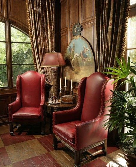 Denning And Fourcade Interior Images Decorate Your Home In English Style
