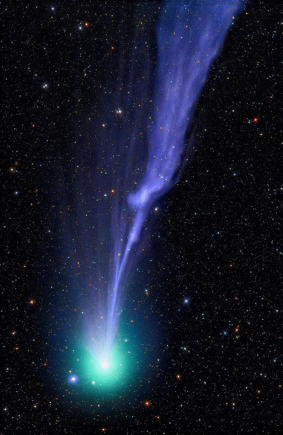 """Photo of """"ラブジョイ彗星のC/2014 2qるのかというと、今までとは違うイエーガー"""
