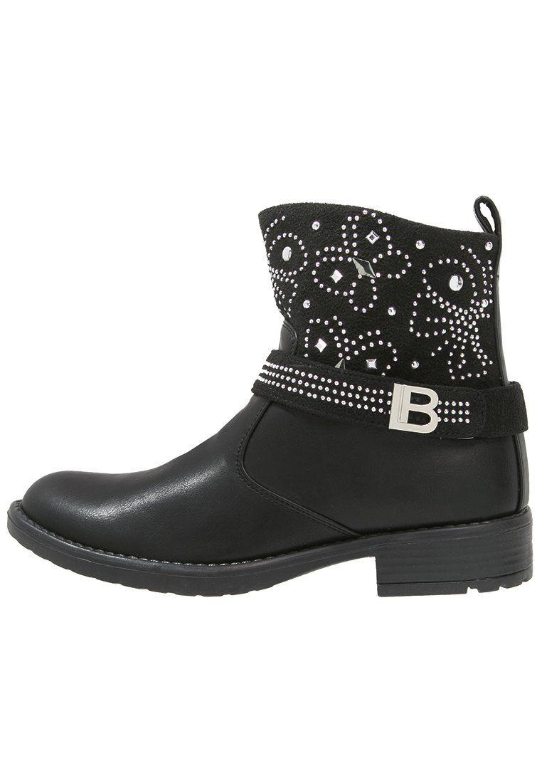 Laura Biagiotti L1517 Korte laarzen black, 54.95, http://kledingwinkel.nl/shop/kinderen/laura-biagiotti-l1517-korte-laarzen-black/