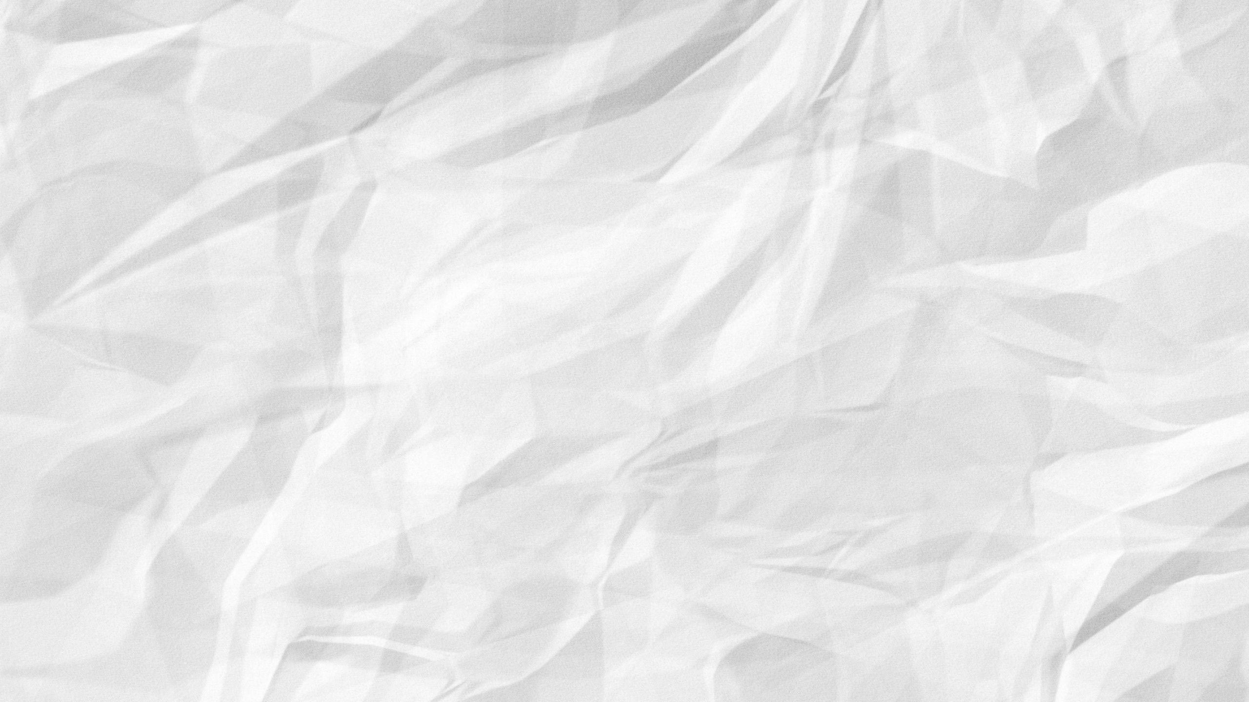 2560x1440 Wallpaper Paper Dents Texture Latar Belakang