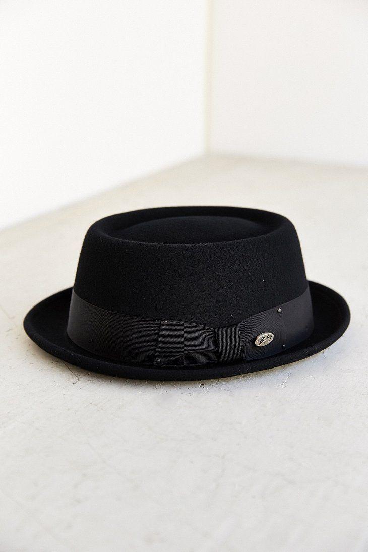 Bailey Of Hollywood Darron Porkpie Hat  41a489f36fb