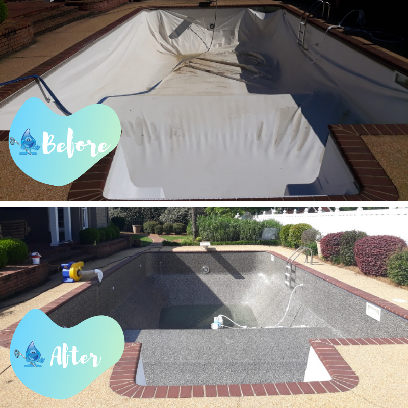 Restore your pool with a new liner from Swimming Pools of ...