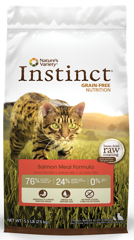 Nature's Variety Instinct Originals Grain Free Salmon Meal