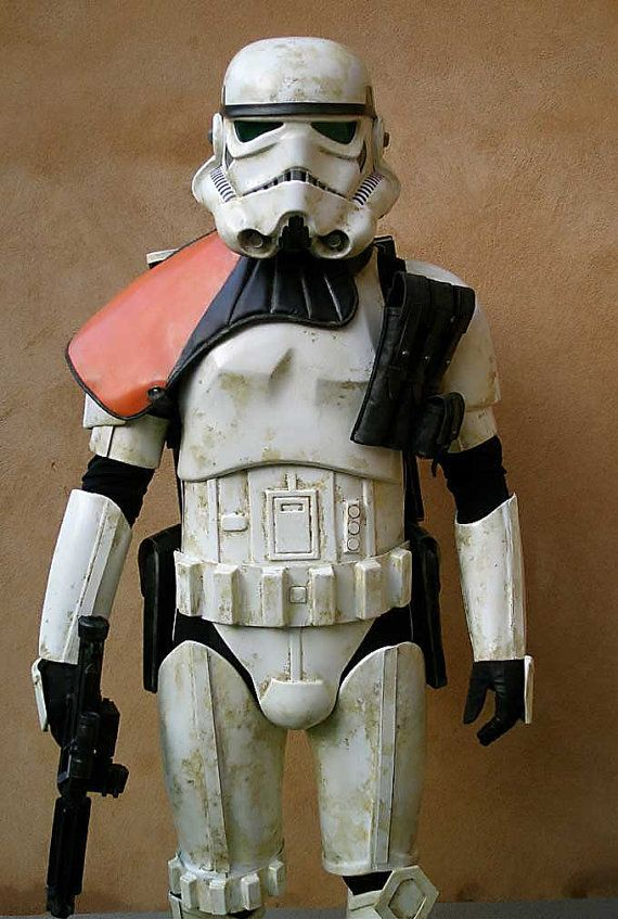 Sandtrooper Armour Complete by GOZONUTS on Etsy, $700 00