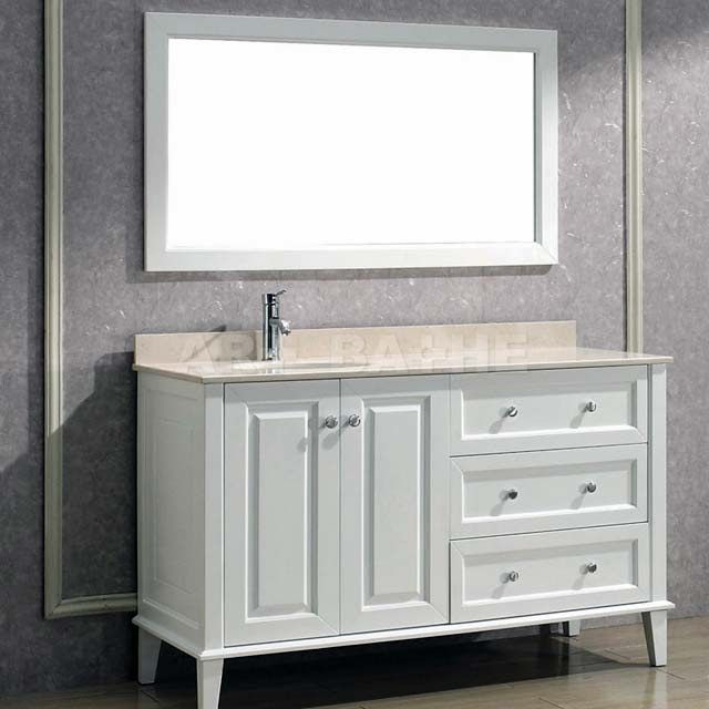 Bathroom Vanities With Offset Sinks White Vanity Bathroom