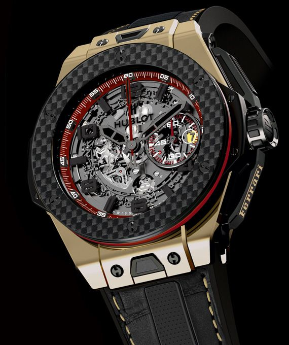 28bd3c3de63 Ferrari x HUBLOT - Big Bang Greater China Limited Edition Watch