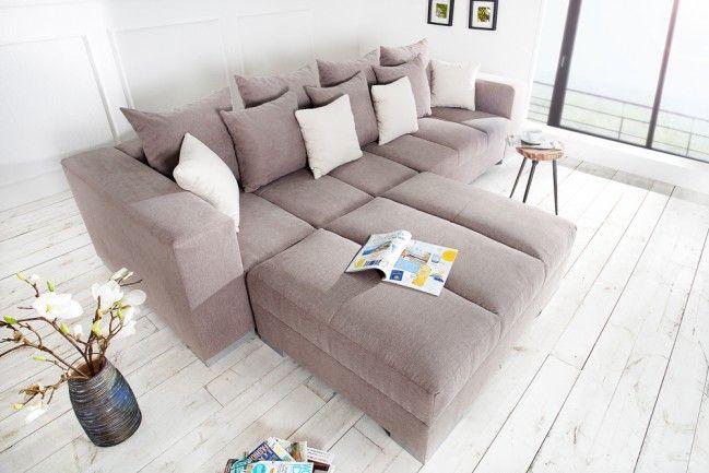 invicta interior sofa big island be owa i styloos. Black Bedroom Furniture Sets. Home Design Ideas
