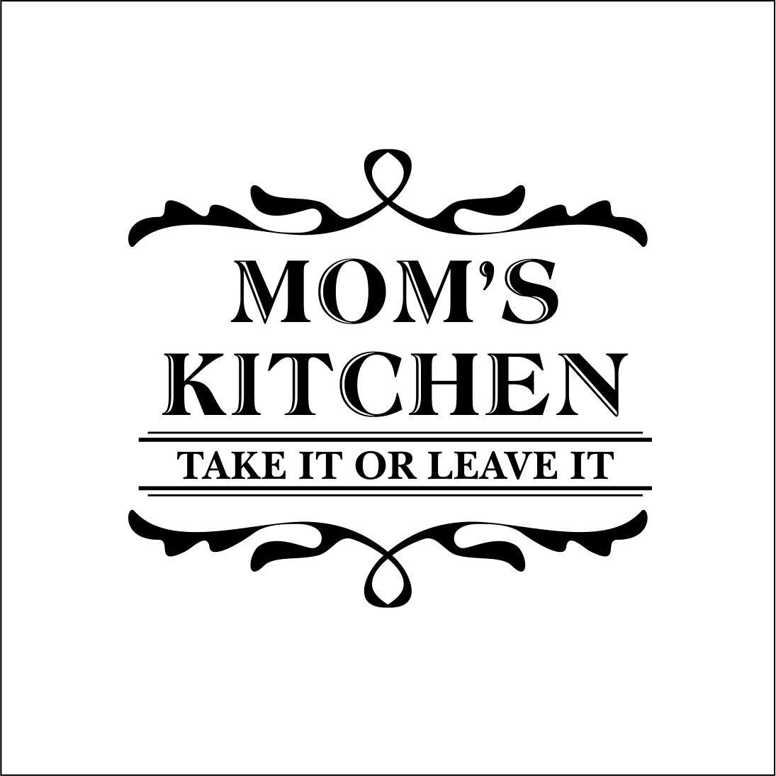 mom\'s kitchen - Google Search | Cricut Possibilities--a Never Ending ...