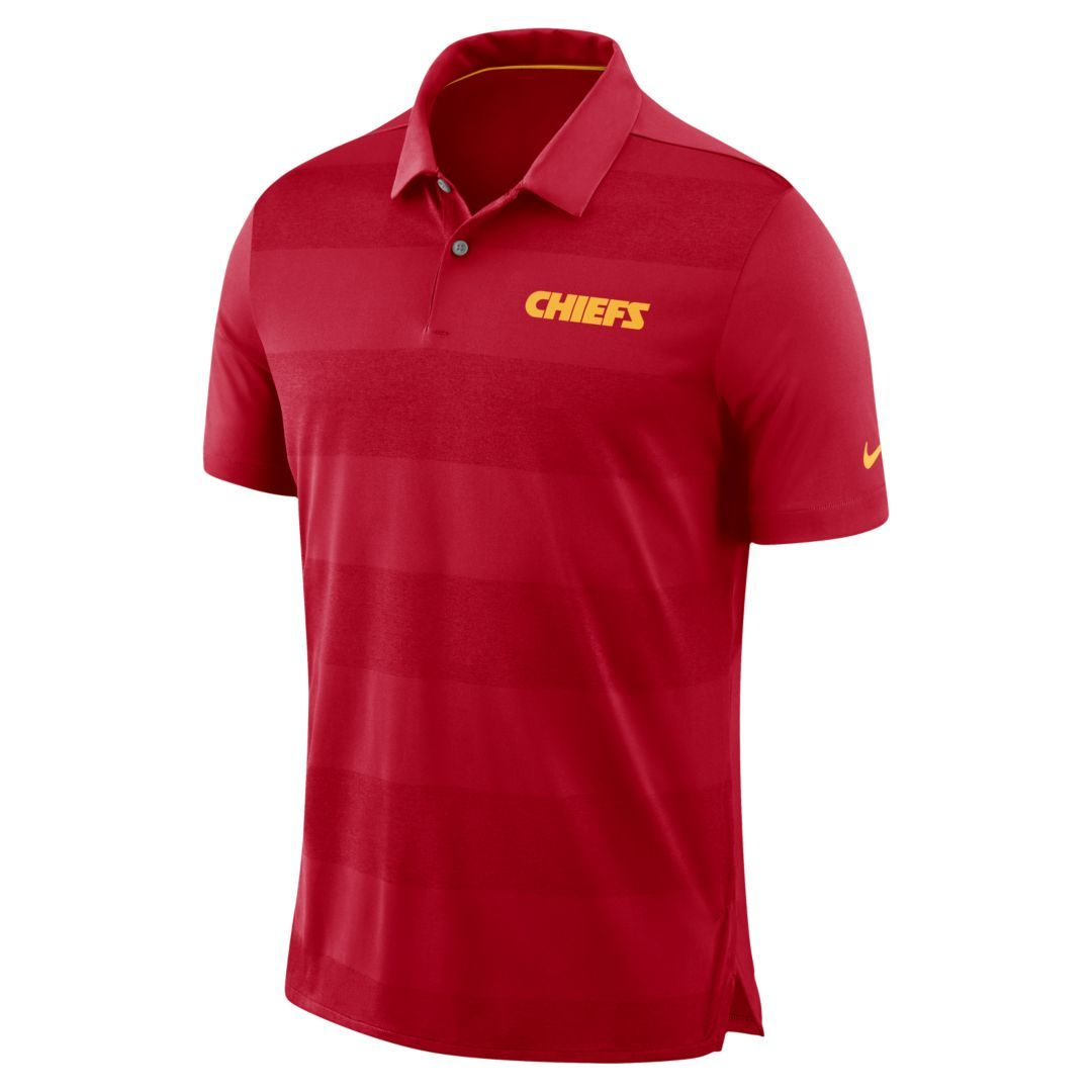 b2ced4f81 Nike Early Season (NFL Chiefs) Men s Polo Size 2XL (University Red ...