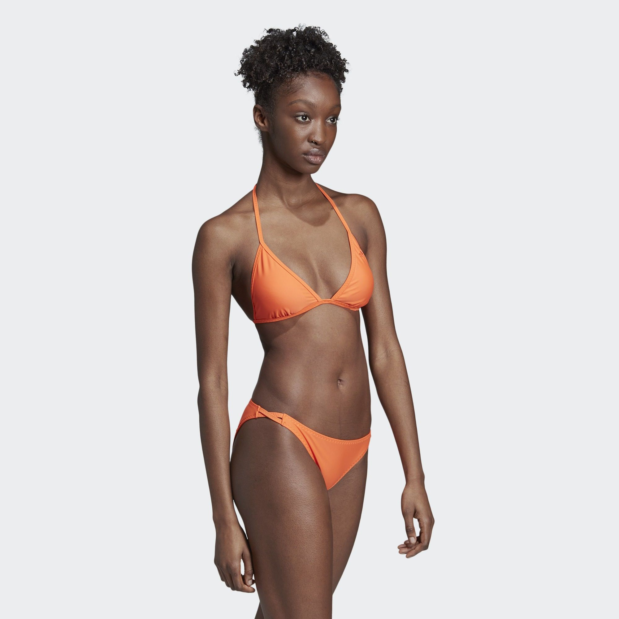 ADIDAS PERFORMANCE Sport-Bikini Damen, Orange, Größe S ...