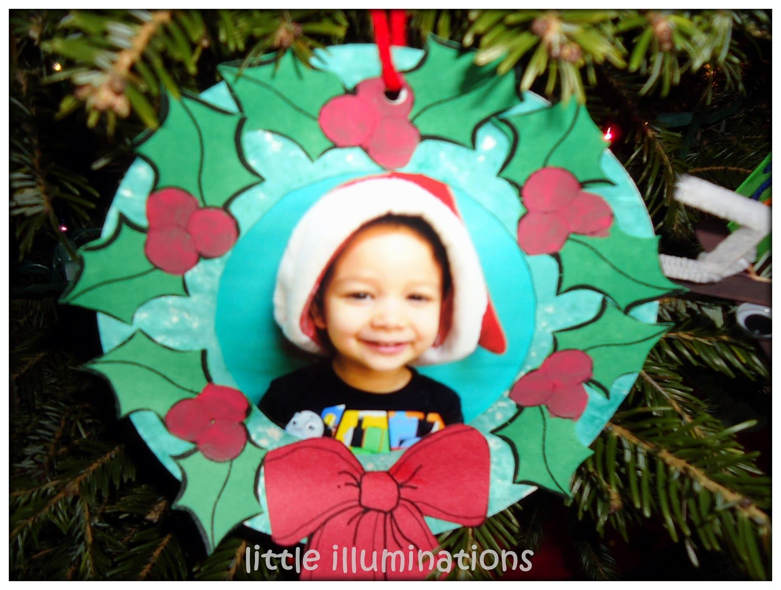 Looking For A Few Ideas For Holiday Ornaments Our Preschool