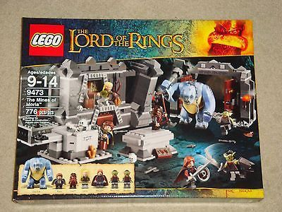 Ebay Lego Lord Of The Rings Set 9473 The Mines Of Moria Sealed In