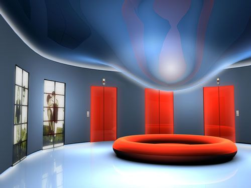 Hotel puerta america madrid interesting designs from around the world pinterest madrid - Puerta america madrid ...