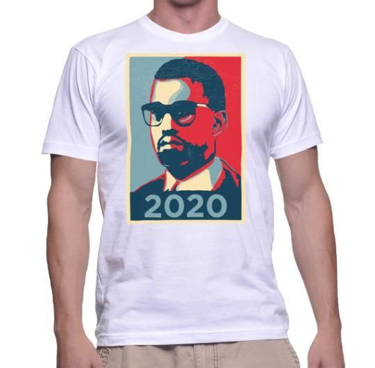 Already On Sale Kanye 2020 Campaign Gear Cool Shirts Kanye West Latest Celebrity Gossip