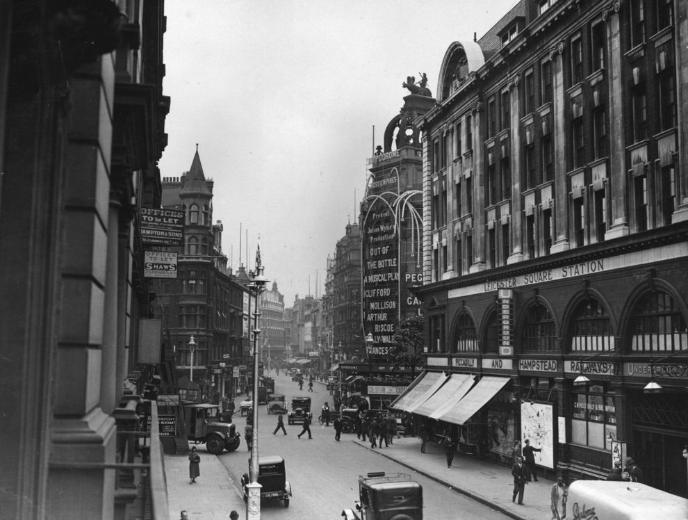 38 Breathtaking Pictures From The Early Days Of The London ...