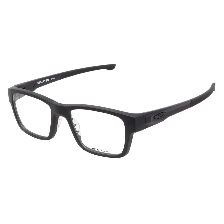 4065ea0035 Oakley Splinter OX8077 0152 Satin Prescription Eyeglasses
