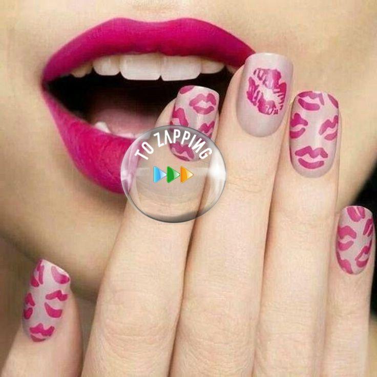 Magnífico Uñas Beso Cupones Ornamento - Ideas Para Pintar Uñas ...