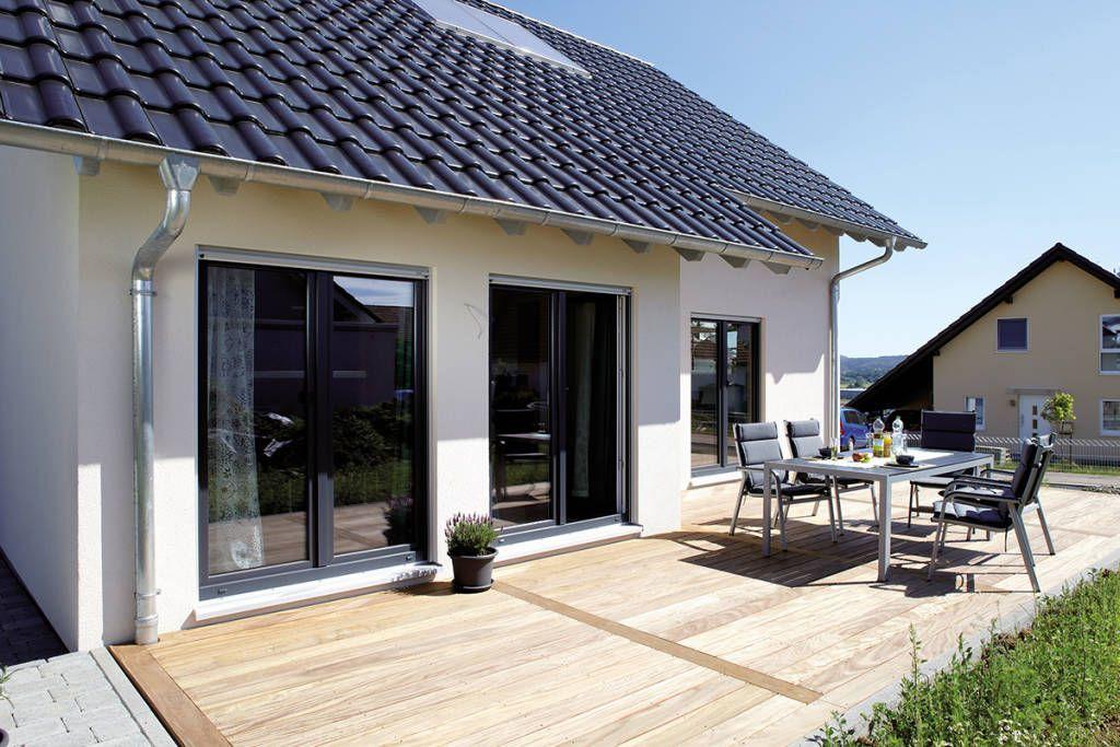 Fingerhaus vio  Terrasse Bilder: VIO 302 - Schöner Wohnen, schöner Sparen ...