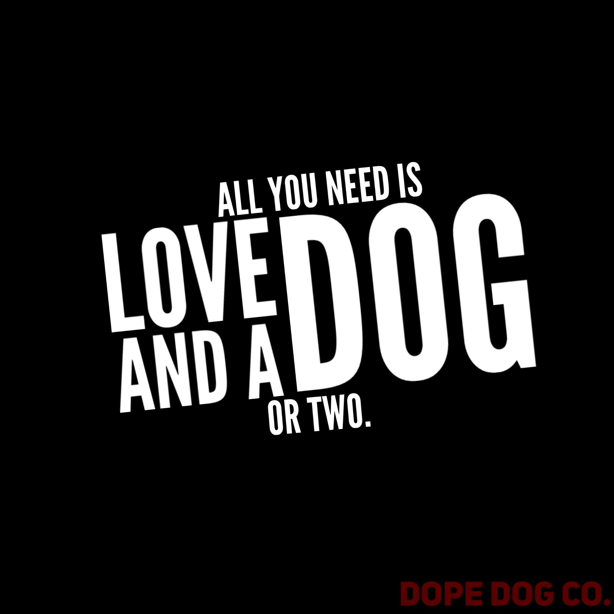 sounds about right 🐶♥️🐶  #dopedogco #dopedog