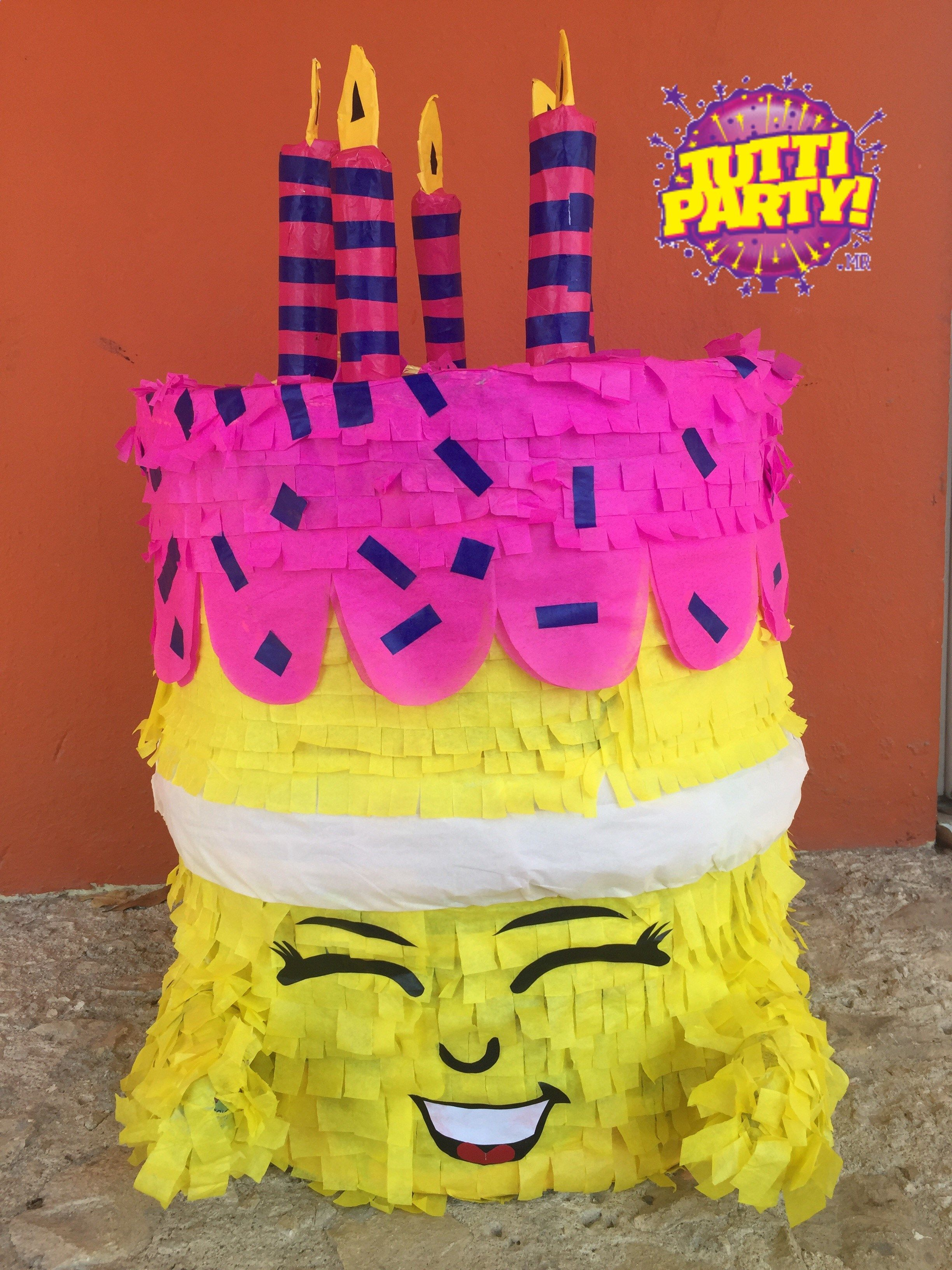 Shopkins piata Tutti Party playa del carmen