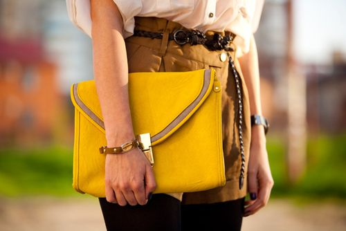 great color combo...mustard yellow is my jam!