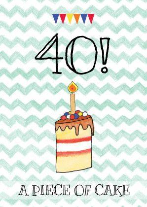 verjaardag vrouw 40 Afbeeldingsresultaat voor verjaardag 40 vrouw | Birthday ecards  verjaardag vrouw 40